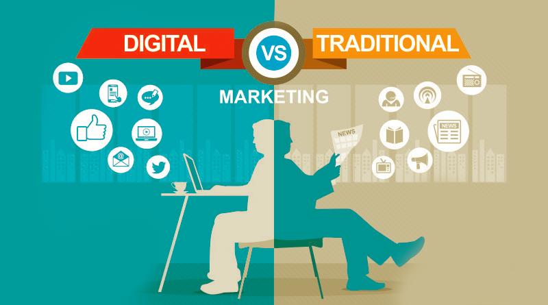 Demarchage Telephonique Vs Marketing Digital