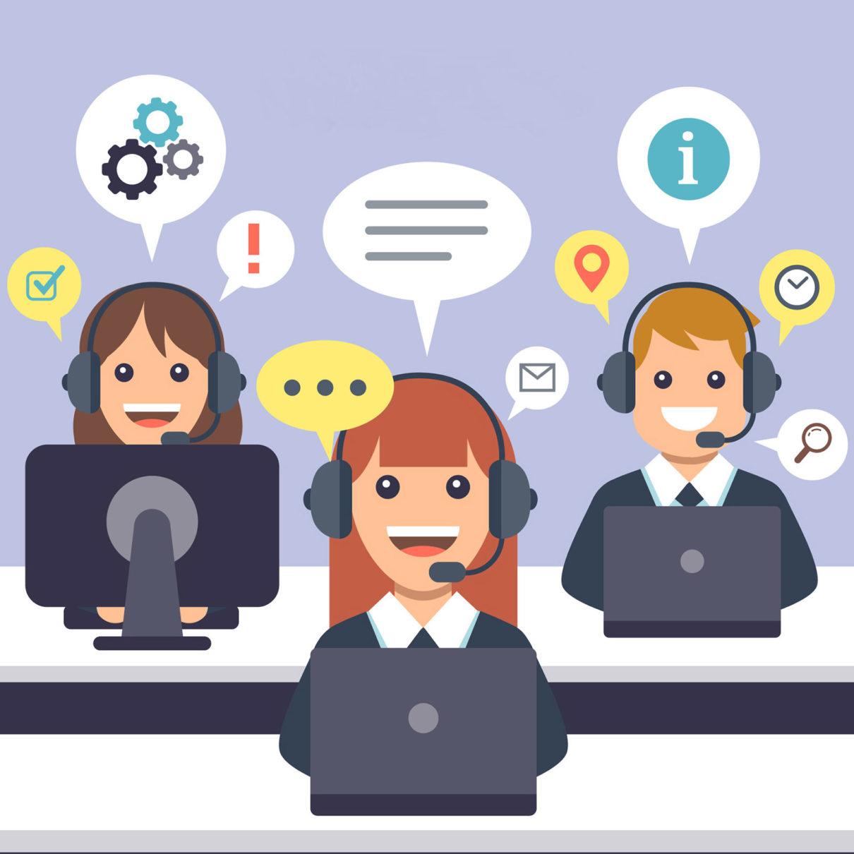 Service client : comment bien gérer les demandes de vos clients