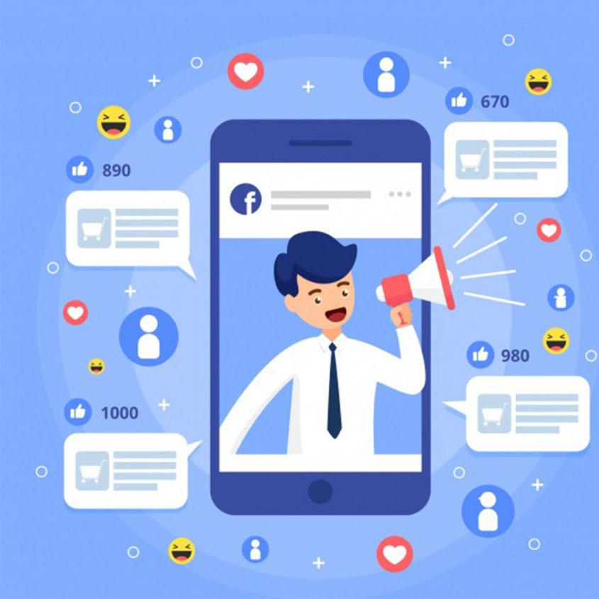 Créer de l'engagement sur les réseaux sociaux grâce aux boutons de partage