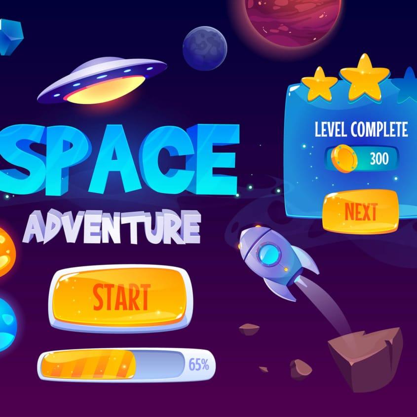 création d'un jeu mobile
