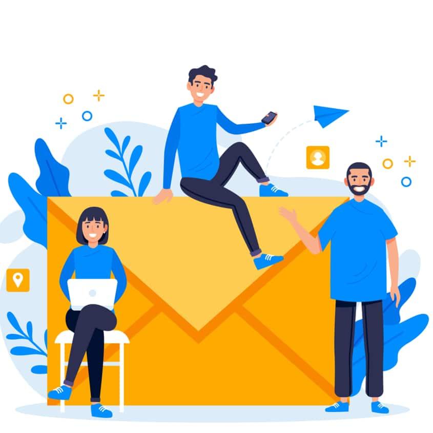 meilleurs logiciels pour créer une signature email